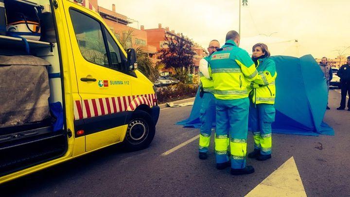 Una mujer muere atropellada en un paso de peatones en Arroyomolinos