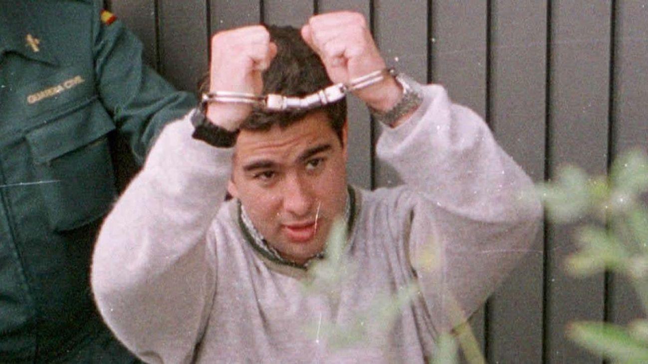 El asesino de Aitor Zabaleta vuelve a prisión tras retroceder de grado por viajar a Bruselas sin permiso