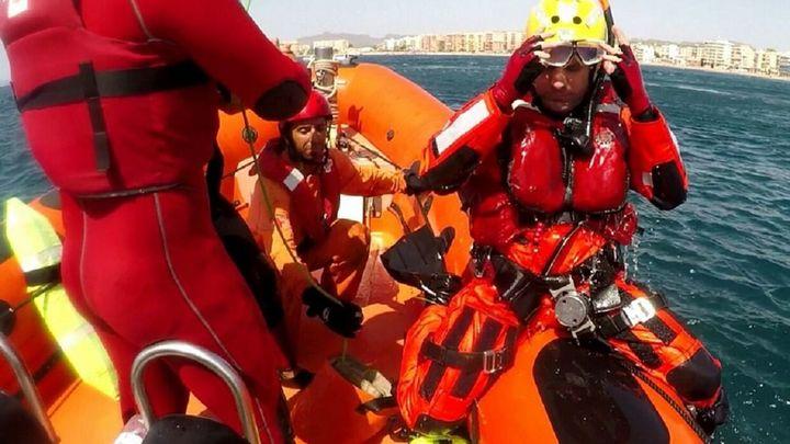 Tres muertos y un desaparecido en un naufragio en aguas de Galicia
