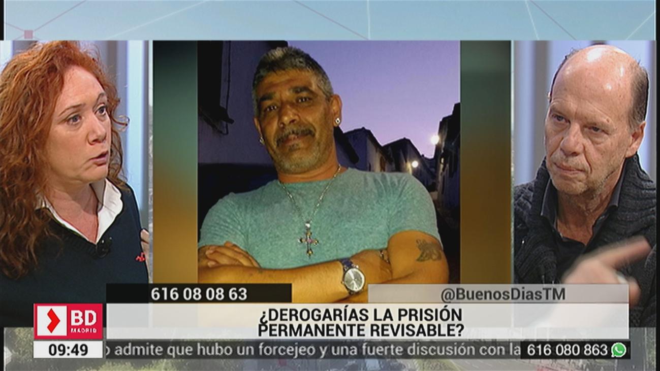 ¿Derogarías la prisión permanente revisable?