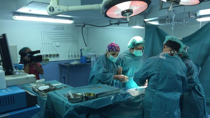 Así es la vida en el Hospital de La Paz