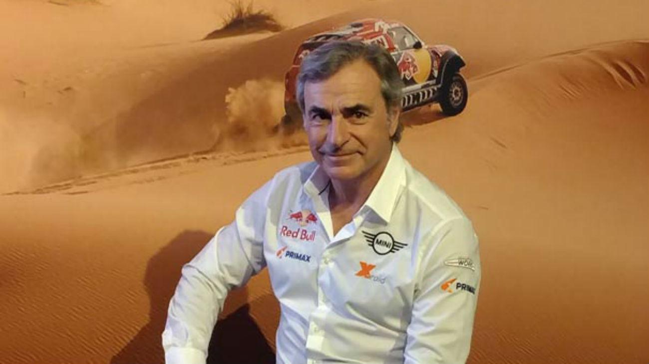 """Carlos Sainz: """"Puedo pelear por la victoria en el Dakar"""""""