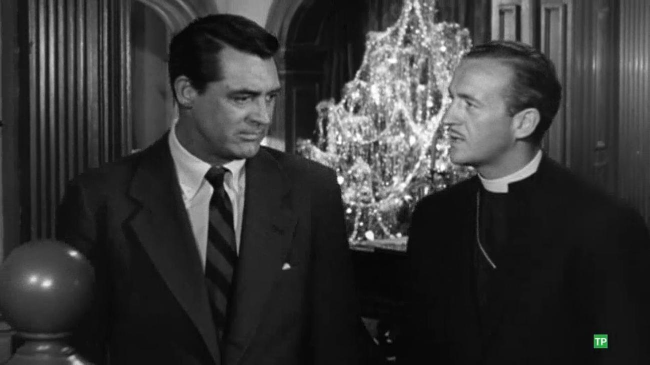 'La mujer del obispo', cine clásico en La Otra