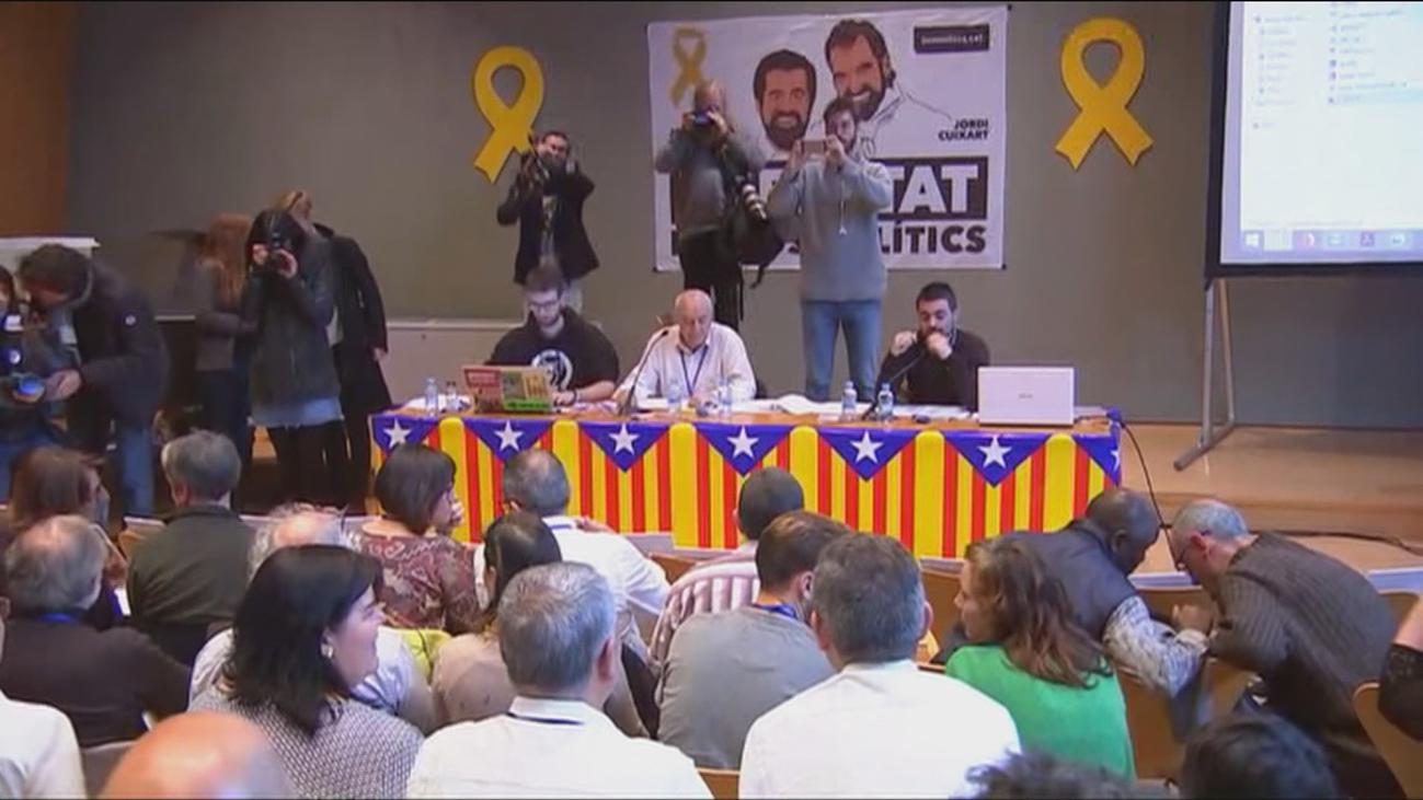 Los CDR buscan colapsar Barcelona el 21-D