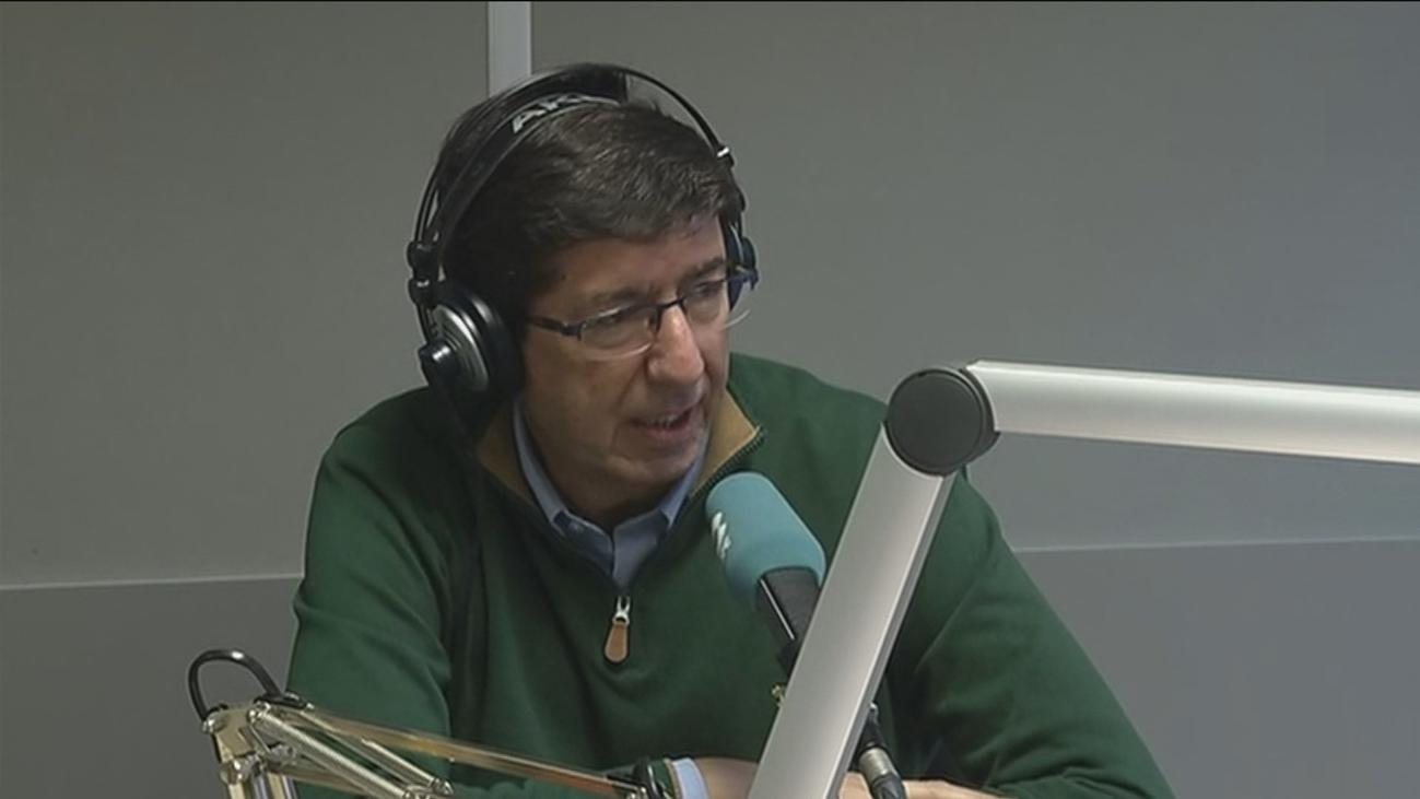 """Marín: """"Habrá cambio en Andalucía"""""""