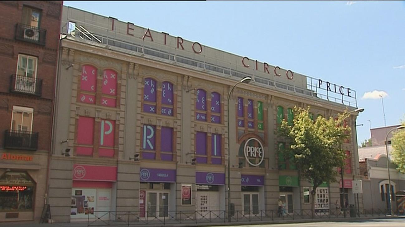 El Circo Price se expande a centros de la zona Fuencarral-El Pardo