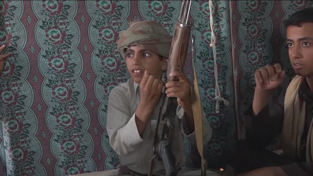 Yemen,  el peor lugar del mundo para ser niño