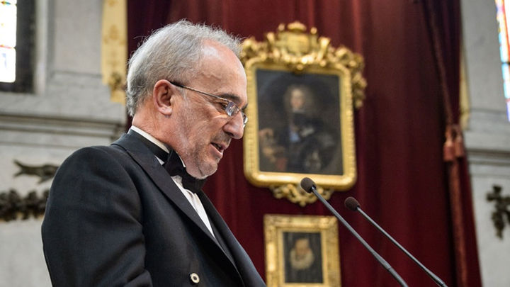 Santiago Muñoz Machado, elegido nuevo director de la RAE