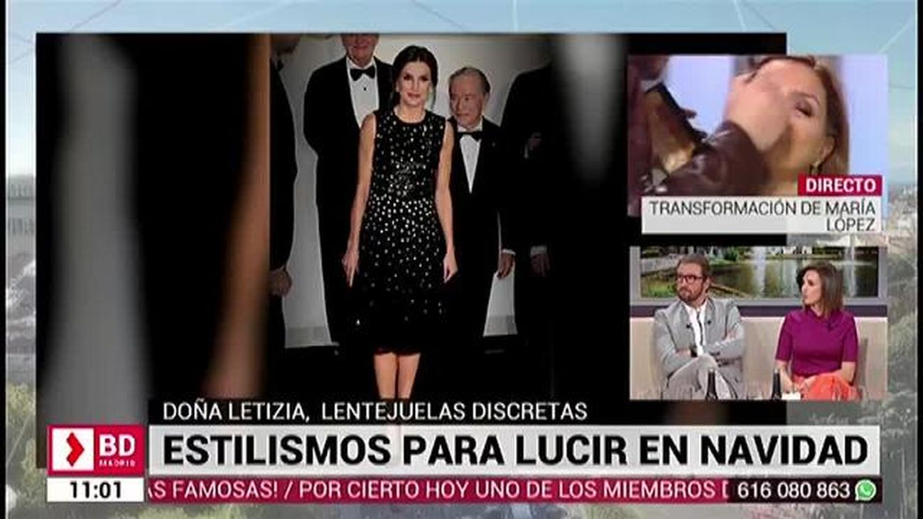 Buenos Días Madrid 20.12.2018