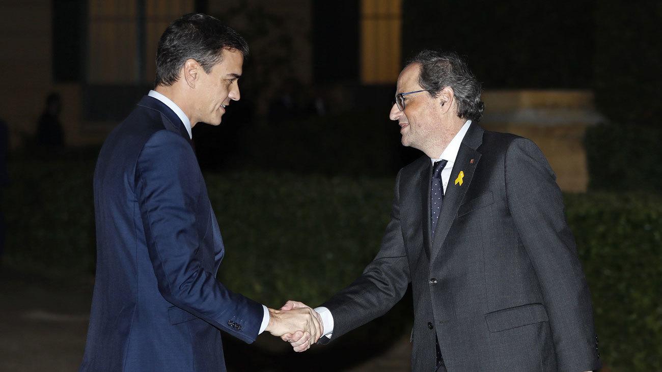 """El Gobierno y Generalitat apuestan por un """"diálogo efectivo"""" y se verán en enero"""