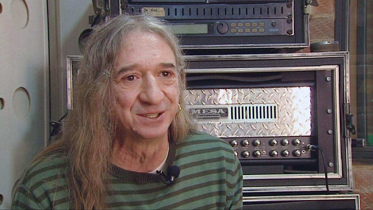 Rosendo cuelga la guitarra, tras 45 años en los escenarios