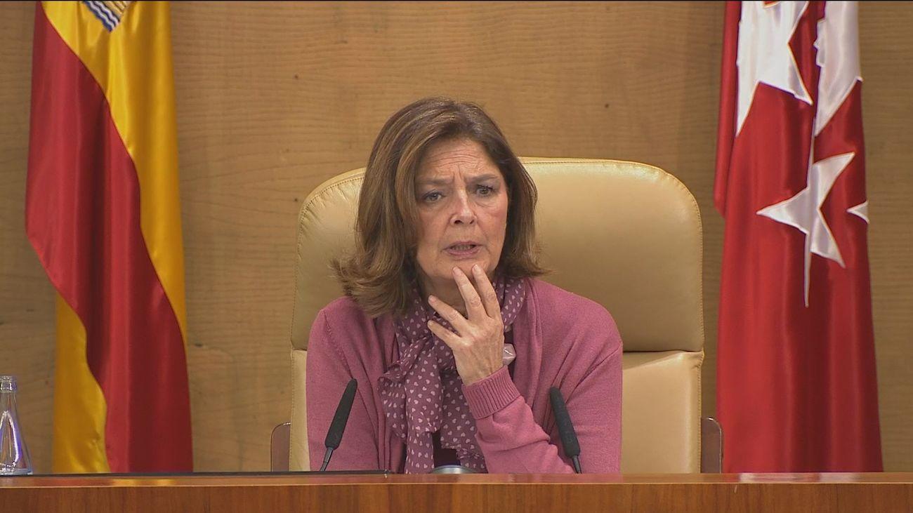 La Asamblea de Madrid aprueba los presupuestos regionales de 2019
