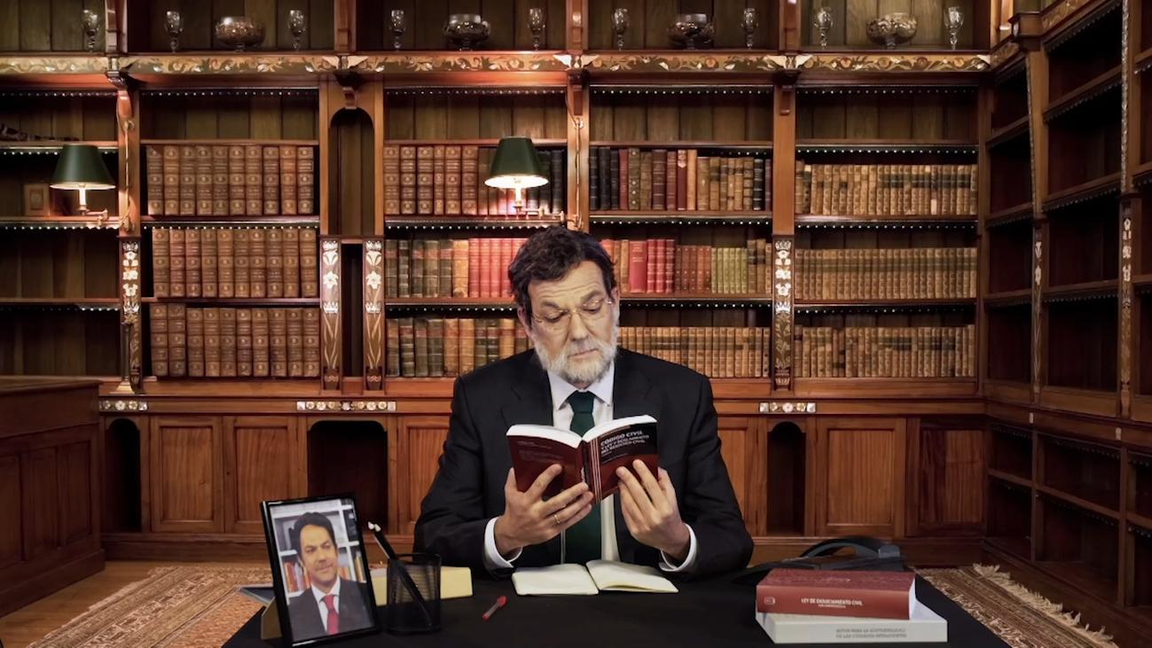 """""""Sin Soraya"""" no eres nada... La canción de M.Rajoy"""