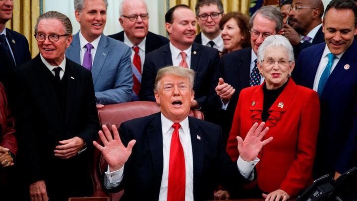 El Gobierno de EEUU inicia el tercer cierre parcial por la falta de fondos para el muro