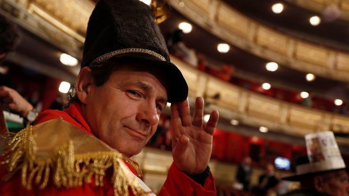 Cómo vivir el sorteo de la Lotería de Navidad en el Teatro Real