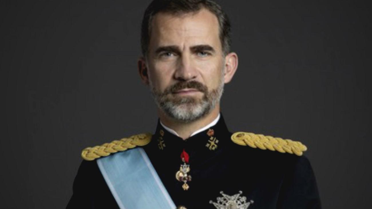 Los 50 años de Felipe VI