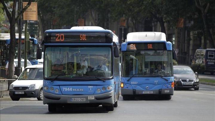Cambios en los horarios de metro y autobús durante las navidades