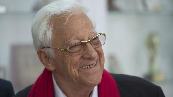 El padre Ángel celebra sus 60 años como sacerdote