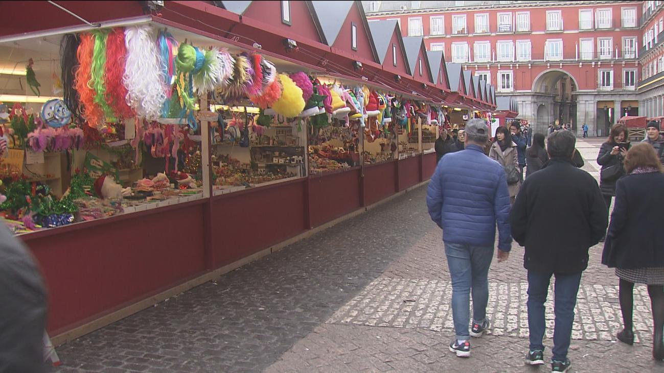 Planes de Navidad en Madrid