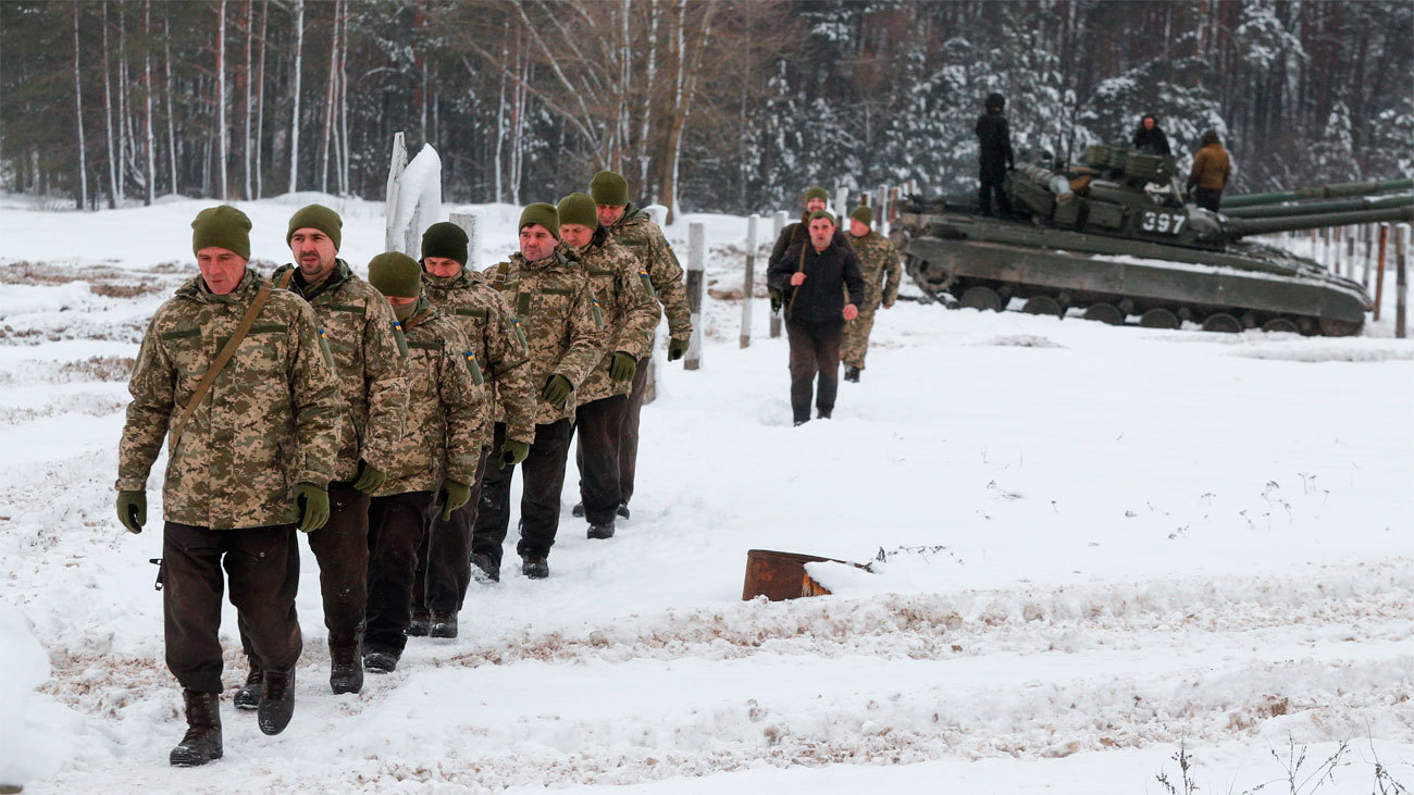 Ucrania pone fin al estado de excepción