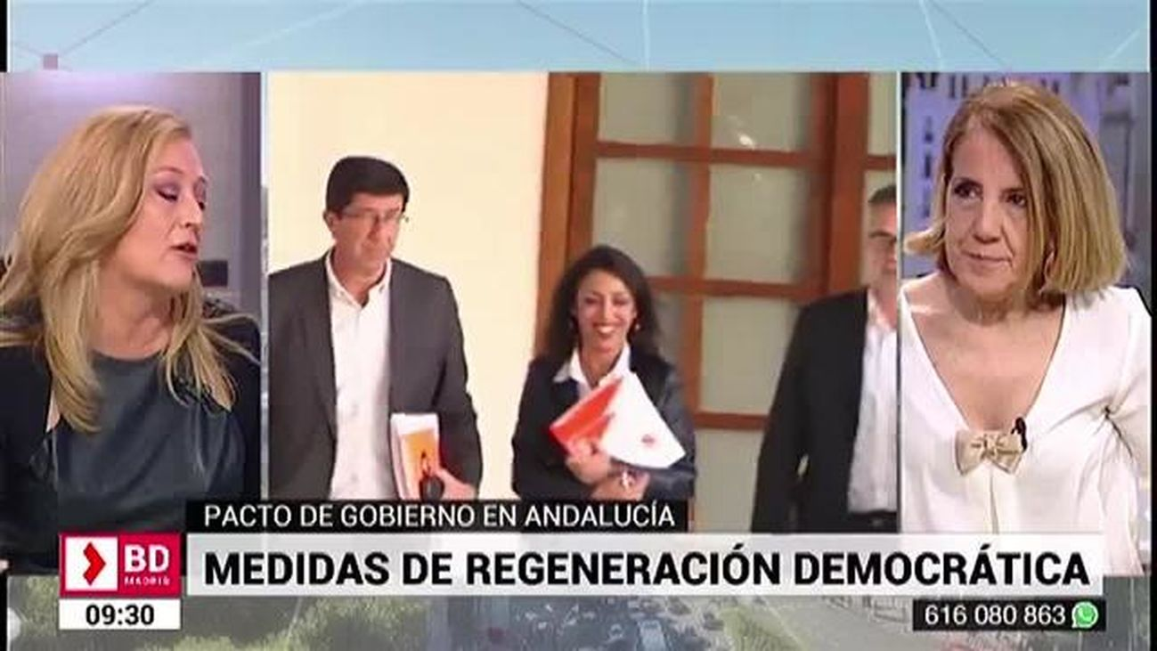 Buenos Días Madrid 26.12.2018