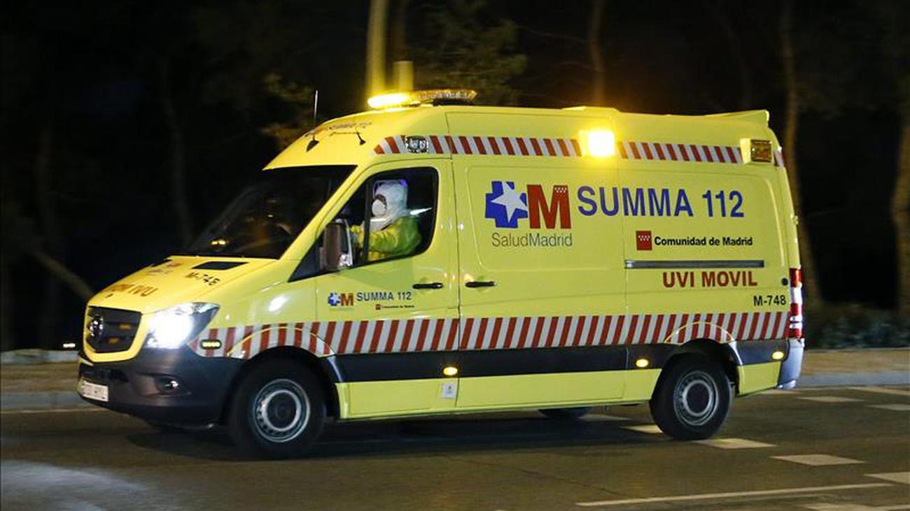 Un joven de 22 años fallece atropellado en la carretera de Villanueva de la Cañada