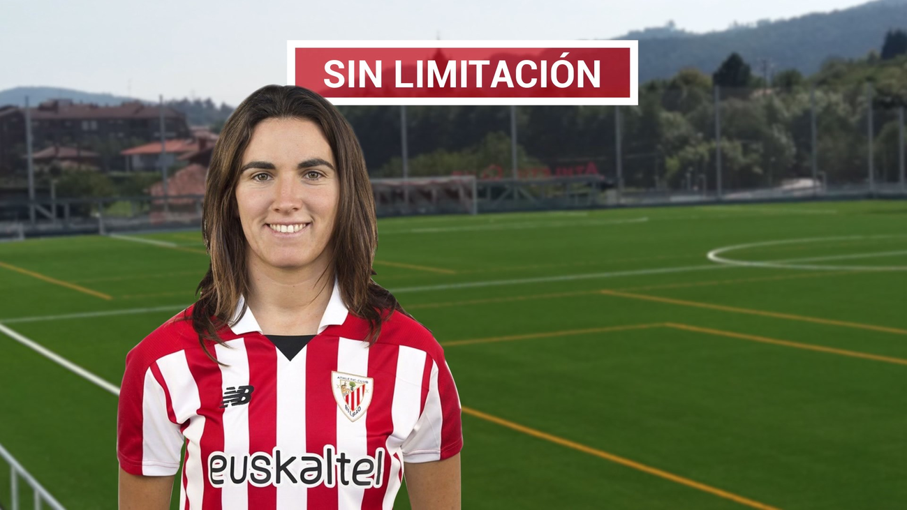 Eunate Arraiza, la única jugadora sorda de nuestro fútbol femenino