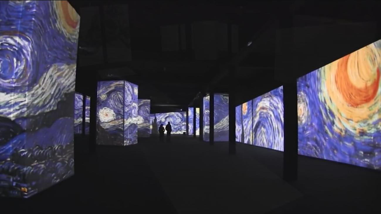 Van Gogh, en elCírculo de Bellas Artes como nunca antes lo habías visto