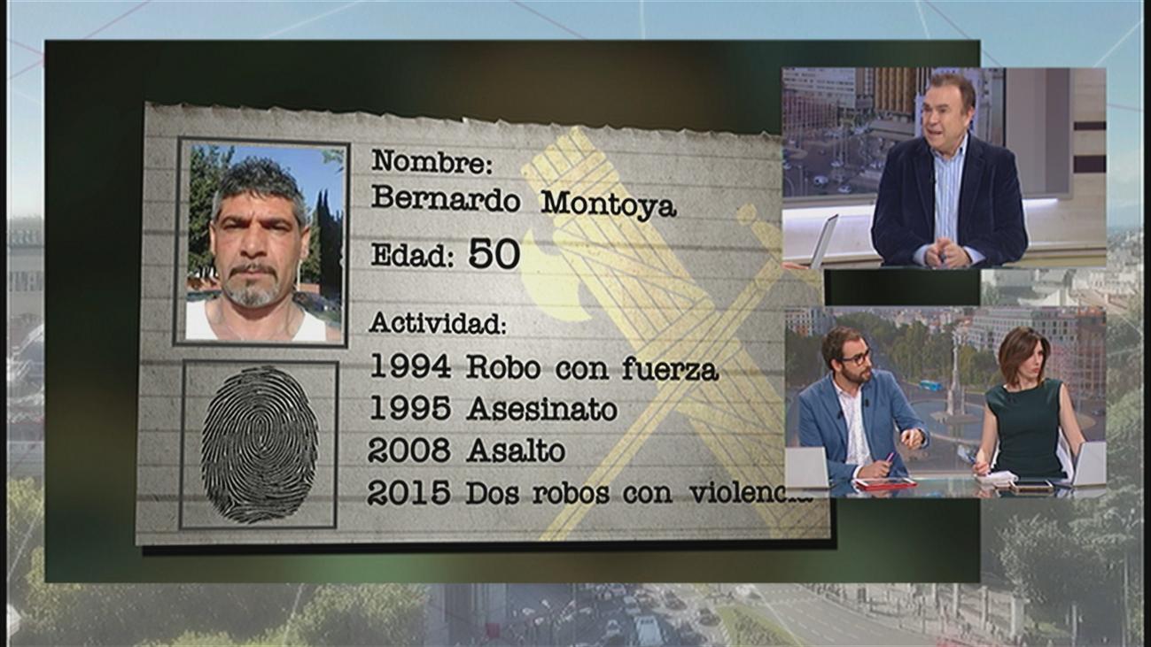 """Bernardo Montoya, a la jueza: """"Métame en prisión porque si no, volveré a hacerlo"""""""