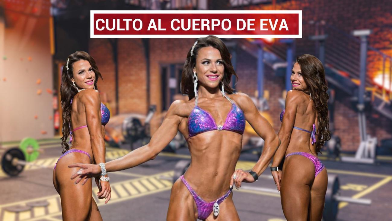 Eva Sierra, una campeona del mundo que nunca pensó en competir