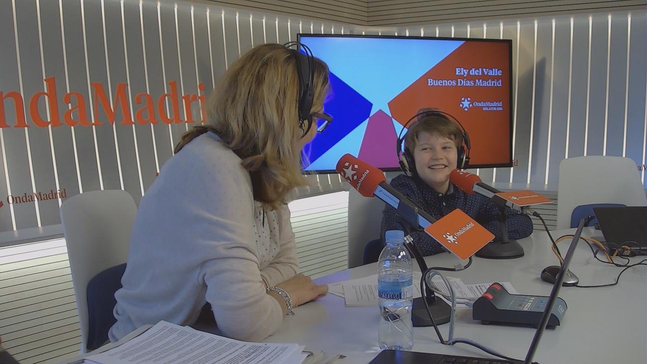 El mensaje de Álvaro de los Santos, Michael en 'Billy Elliot', a los padres con niños artistas