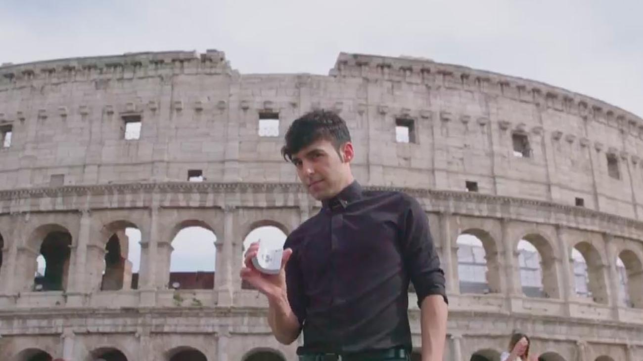 Nada es imposible: Roma