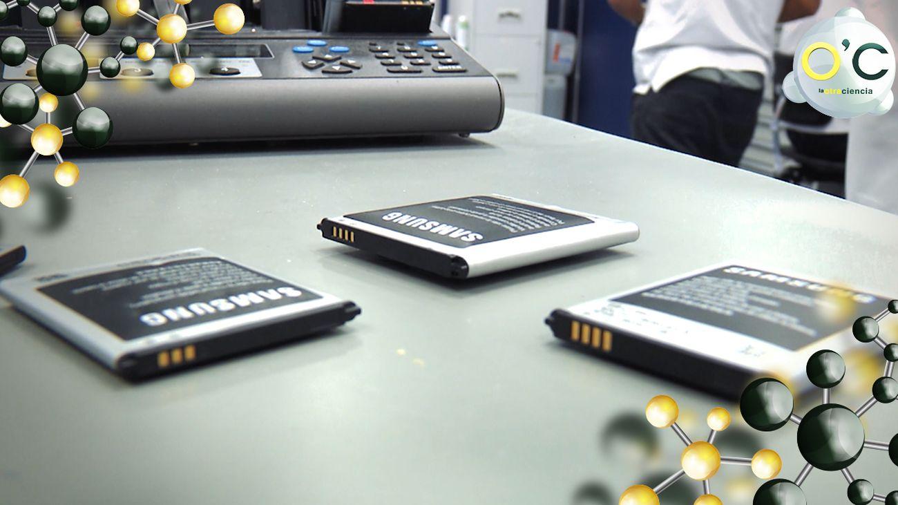 La Otra Ciencia: baterías