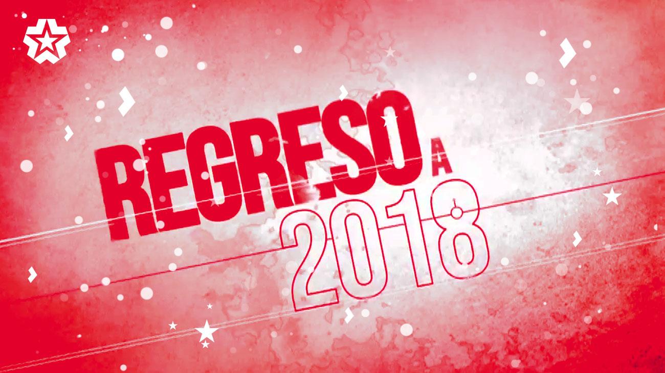 'Regreso a 2018', el repaso del año y sus protagonistas
