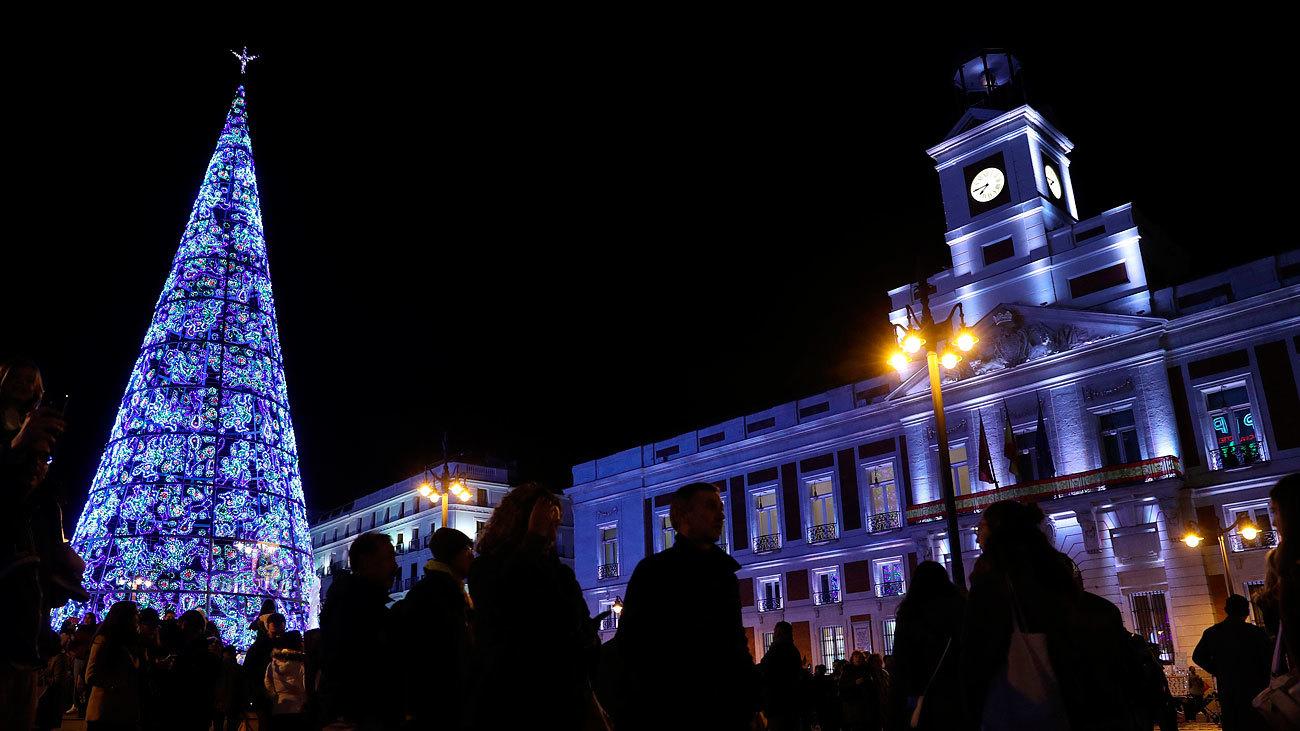 Sólo 20.000 afortunados podrán seguir las campanadas en la Puerta del Sol
