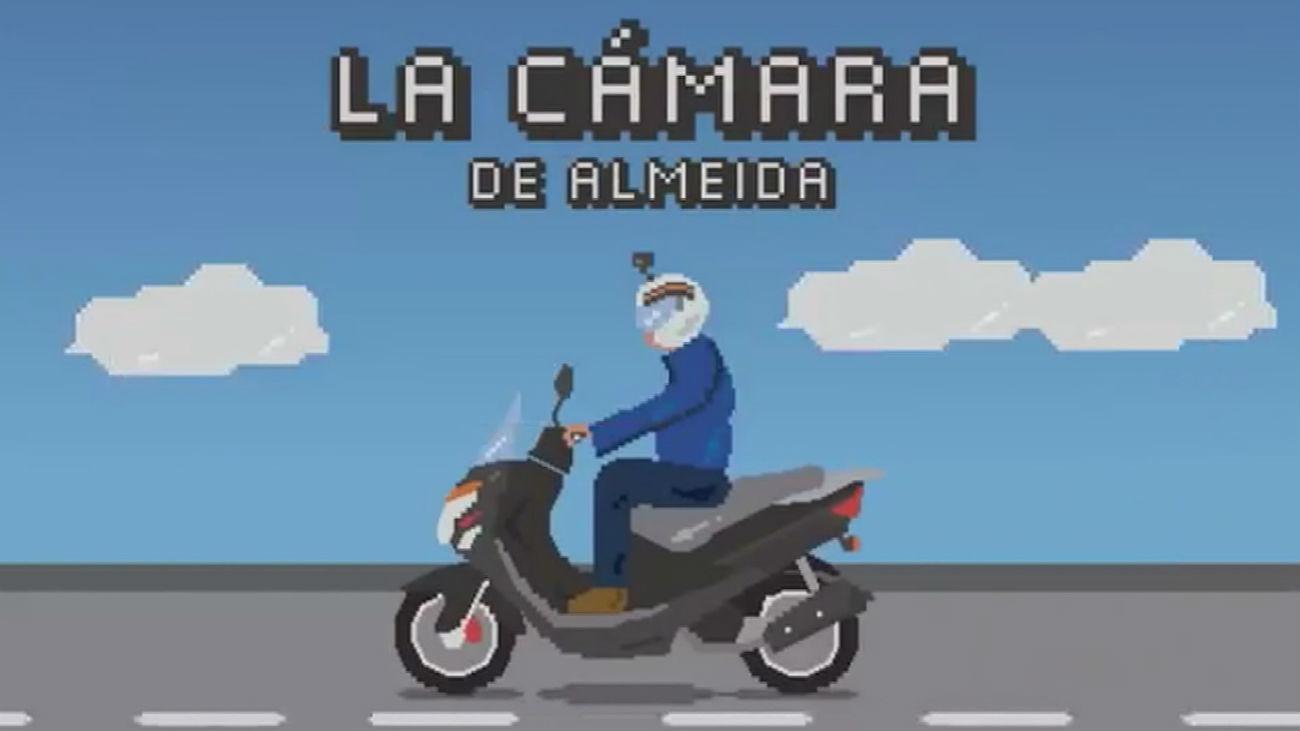 """El """"bachómetro"""" de Martínez Almeida"""