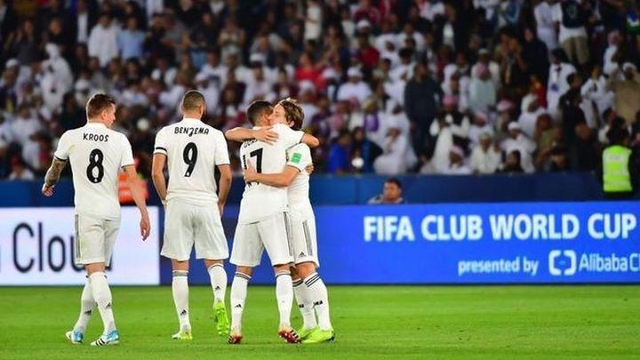 Todos los goles del Real Madrid en la final del Mundialito