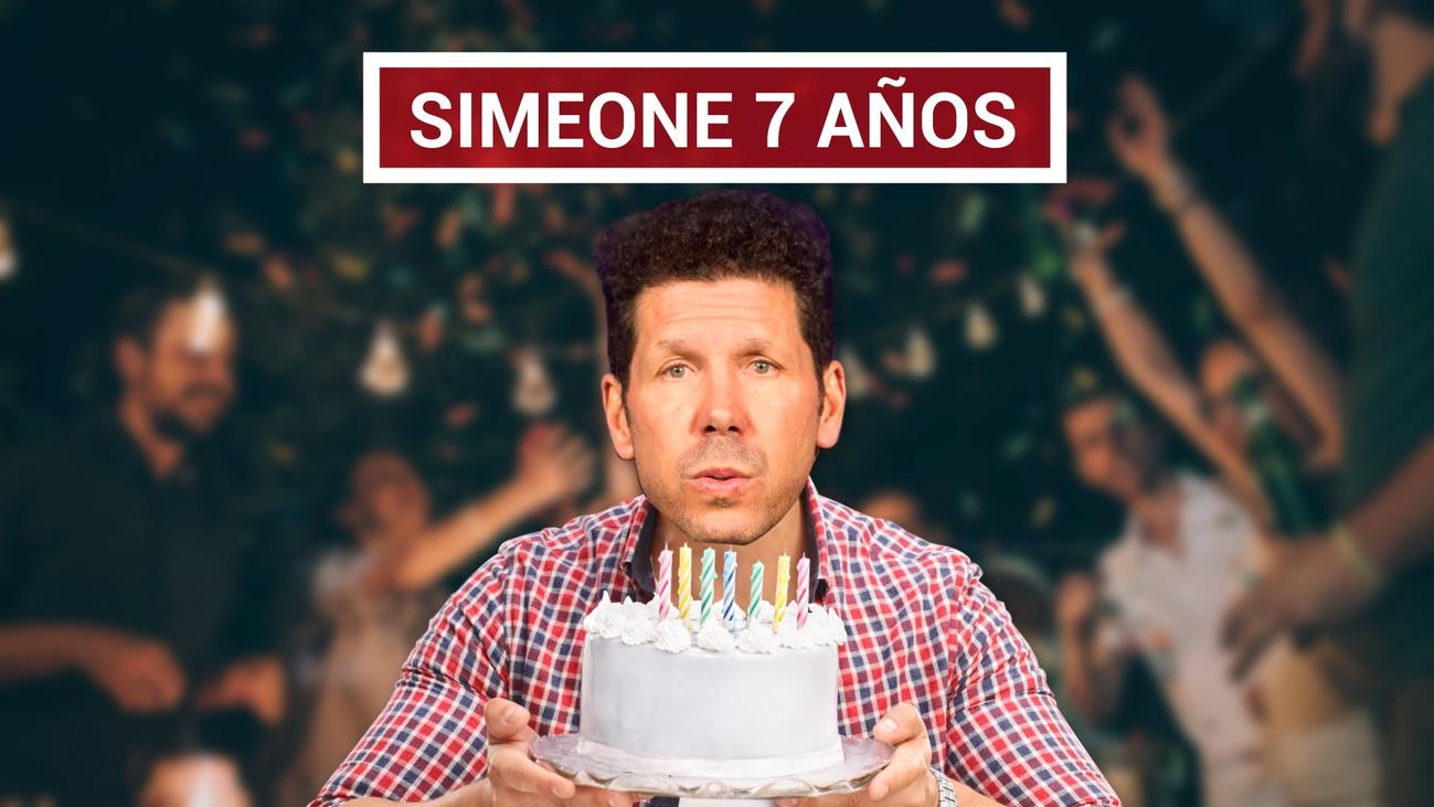 Simeone, aniversario lleno de éxitos