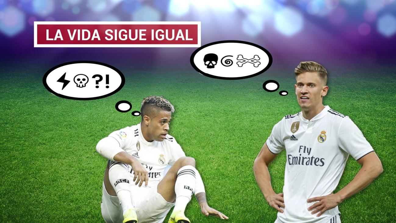 La plaga de lesiones no cesa en el Real Madrid