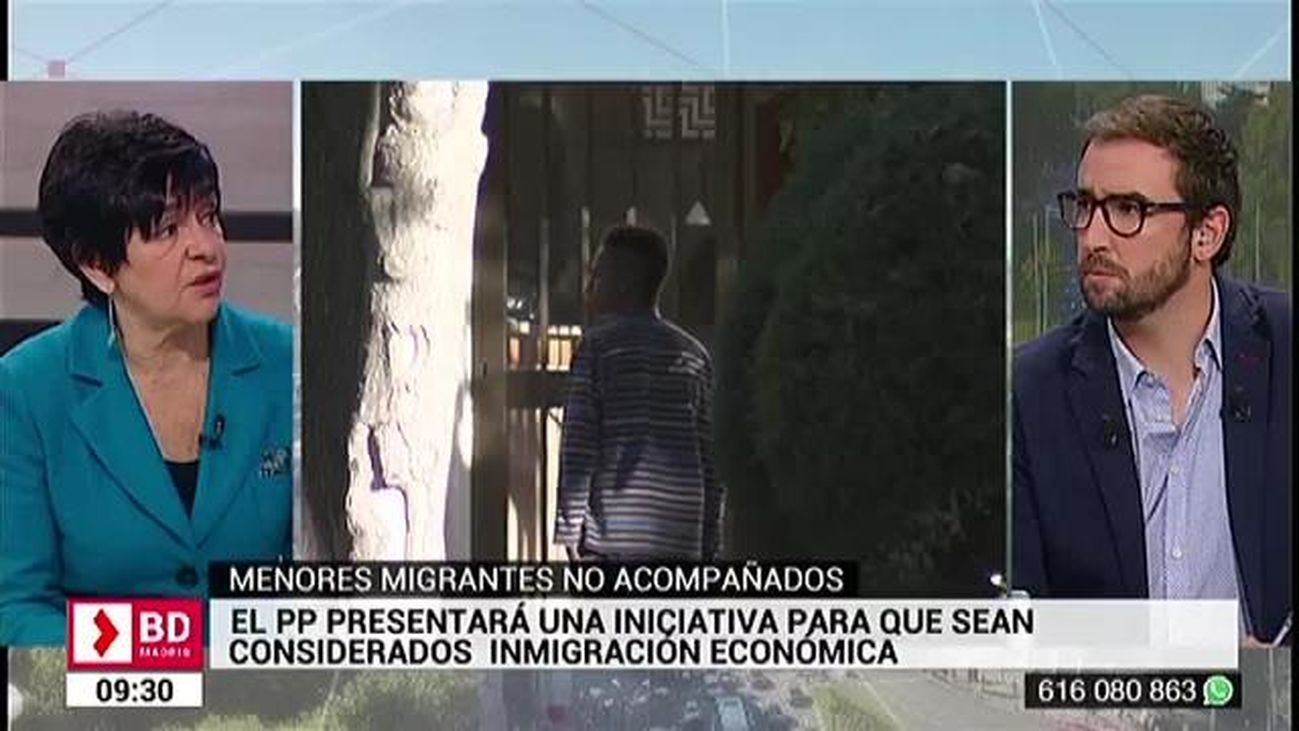 Buenos Días Madrid 03.01.2019