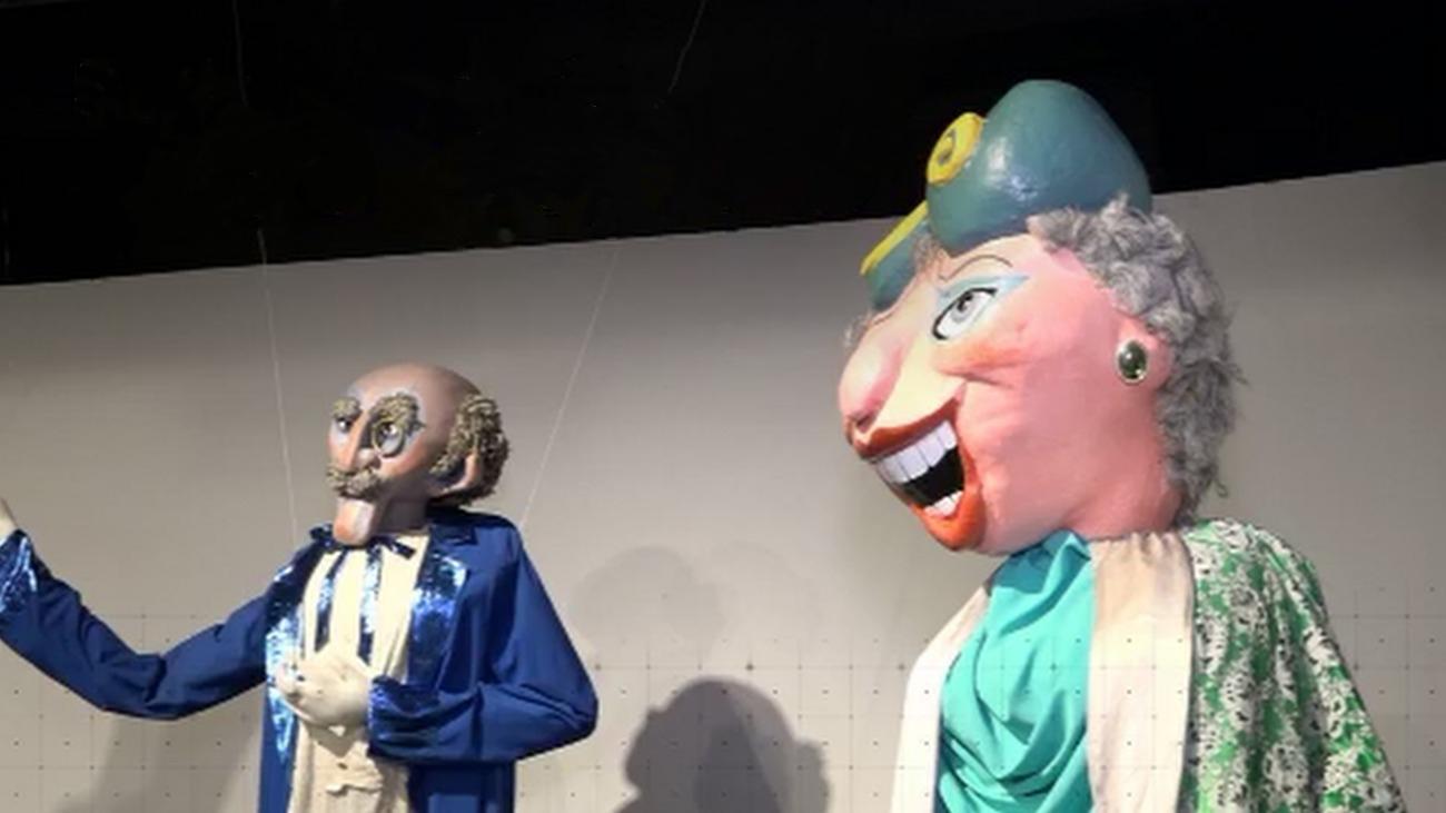 """""""Madrionetas"""", una original exposición del arte del títere"""