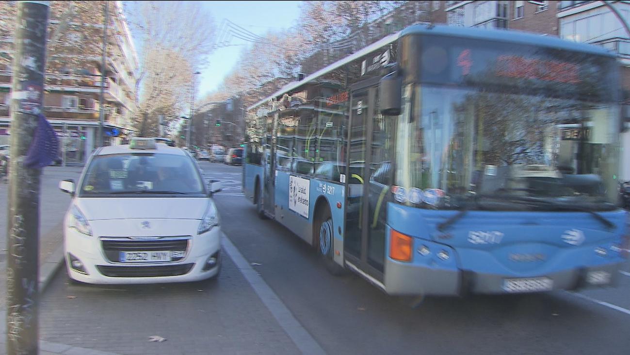 Vecinos de  Vicalvaro reclaman un autobús directo con Madrid Central