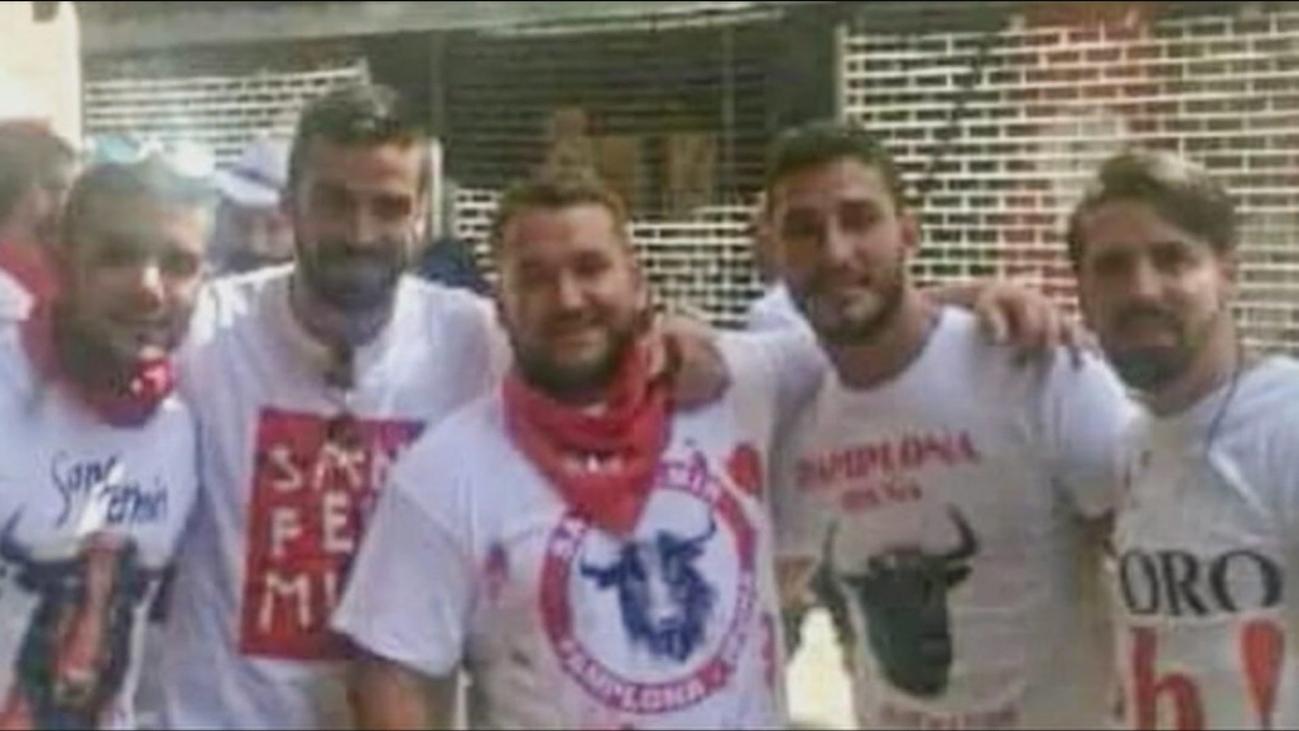Los miembros de 'la manada' seguirán en libertad por decisión judicial