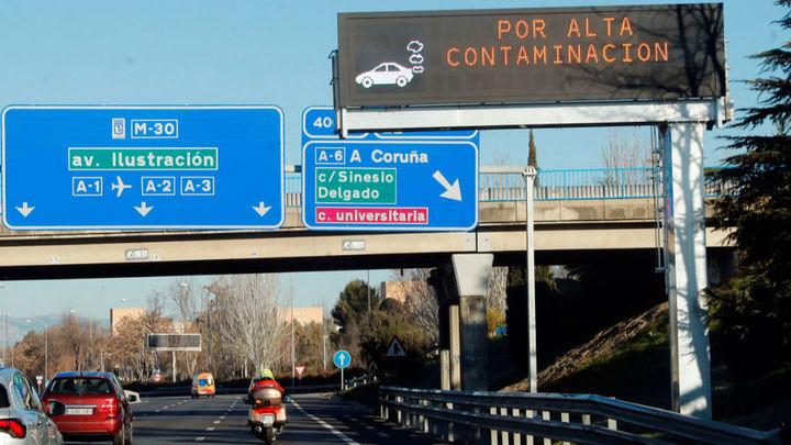 Miles de sanciones de tráfico por contaminación desde 2015 podrían anularse