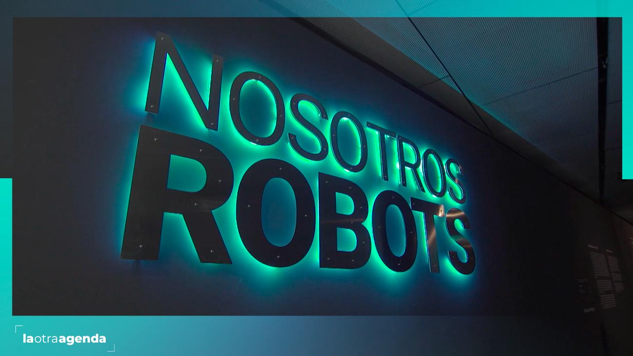 """""""Nosotros: robots"""", en la fundación Telefónica hasta el 3 de febrero"""