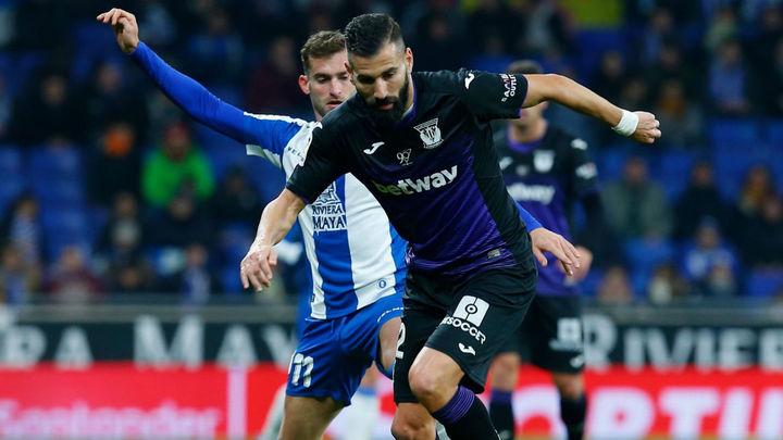 1-0. El Leganés rompe su racha con el Espanyol
