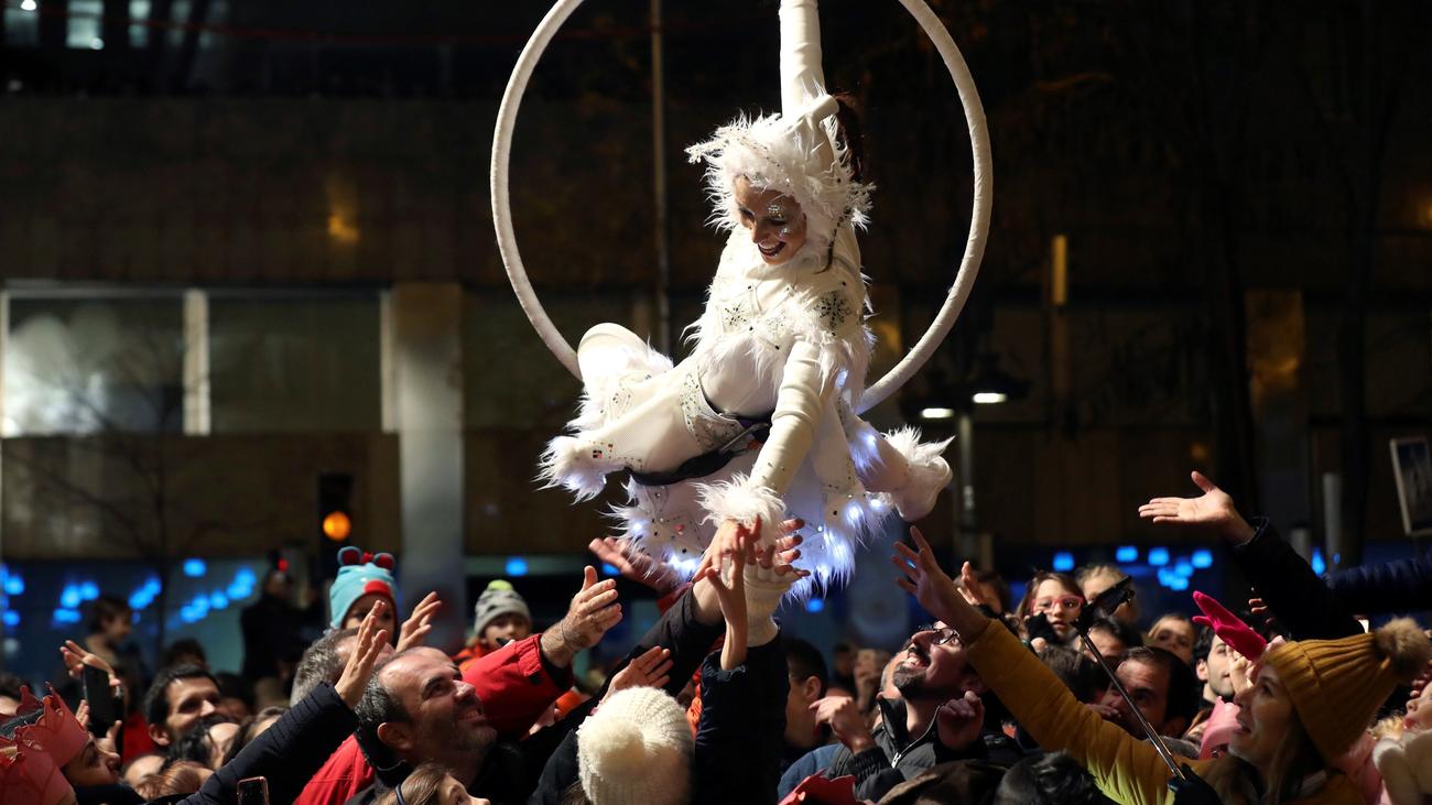 """Vive la magia de la Cabalgata de Reyes de """"las artes"""""""