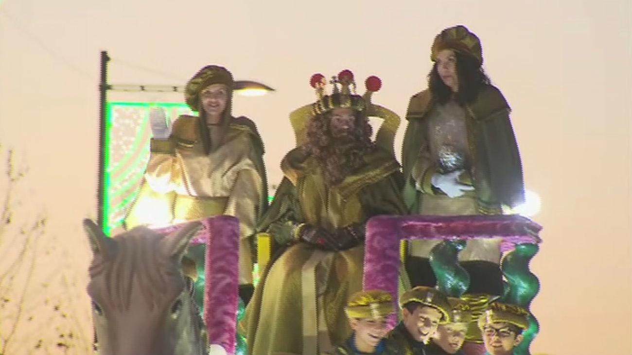 Los Reyes Magos recorren la Comunidad