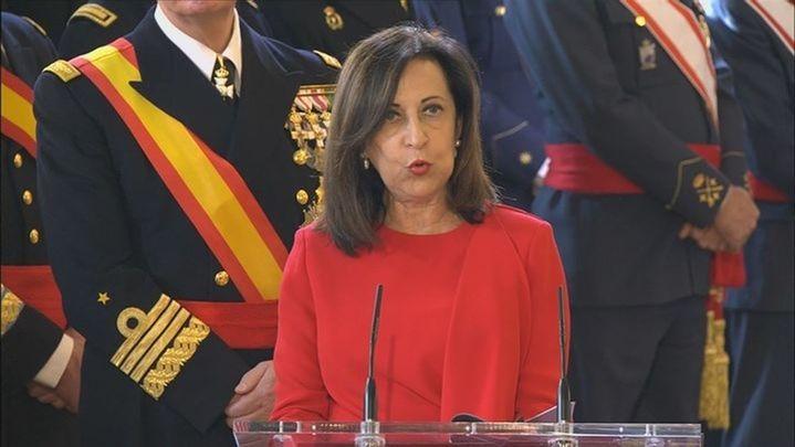 """Robles dice que en la Constitución """"todos tienen cabida"""" con respeto a la ley"""