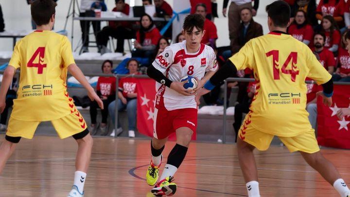 El balonmano español tiene un gran futuro
